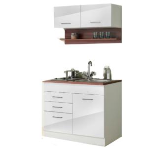 Kitchen Cabinet I-Shape (DK_21647)