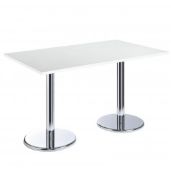 rectangular-dining-table-with-round-chrome-base