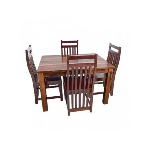 wooden-dining-table-and-chair-set